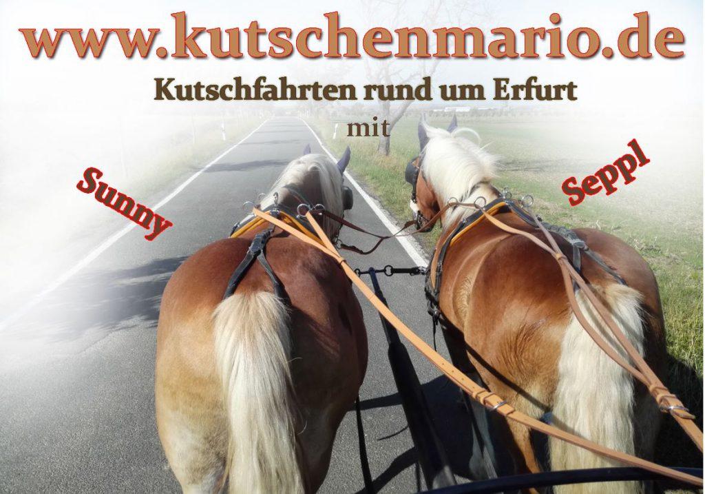 Kutschfahrten Erfurt